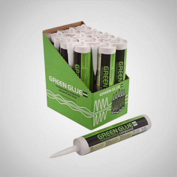 green glue box